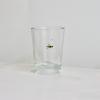 kleines Symbolglas mit grüner Grille